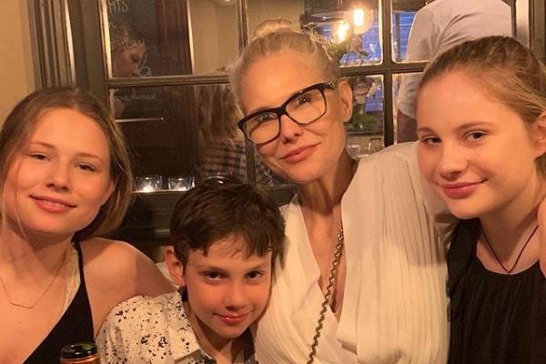 Amy S. Foster's children