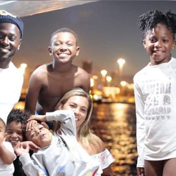 Meet All Of Antonio Brown's Children – Also Learn About His Baby Mama