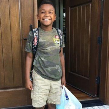 Meet Antonio Brown Jr. – Photos Of Antonio Brown's Son With Baby Mama Shameika Brailsford