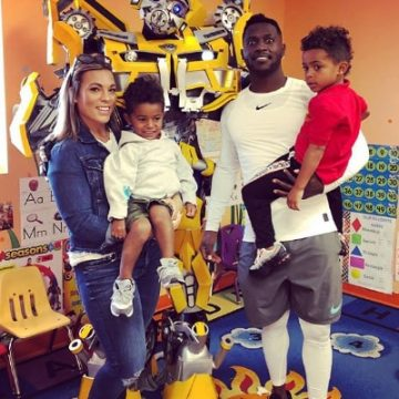 Chelsie Kyriss, Antonio Brown's Fiancee. When Are They Marrying?