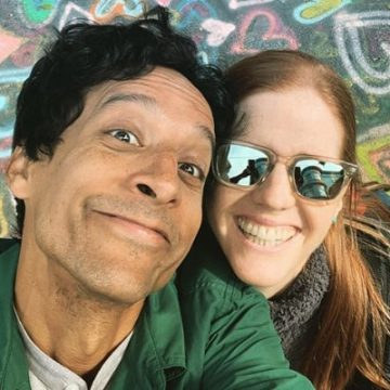 Here Are Some Facts About Danny Pudi's Wife Bridget Showalter Pudi