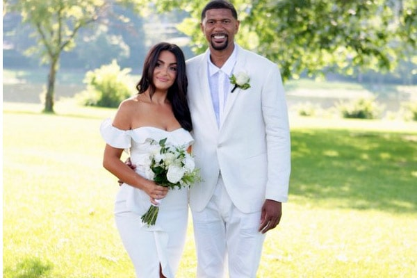 Jalen Rose marriage with Molly Qerim