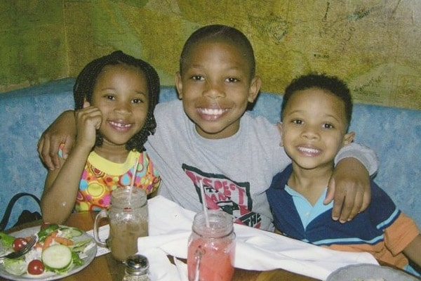 Jack Stackhouse Kids Jaye Stackhouse, Alexis Stackhouse, Antonio Stackhouse