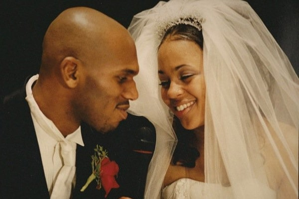Jerry Stackhouse wife Ramirra Stackhouse