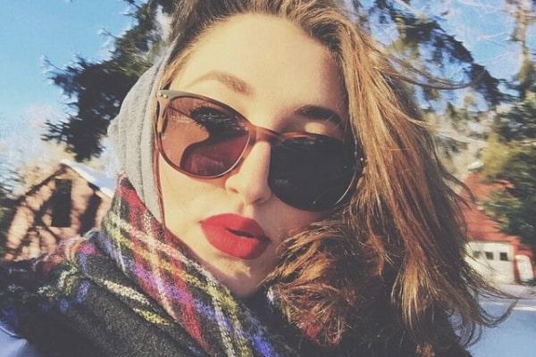 Daniel Baldwin's daughter Kahlea Baldwin