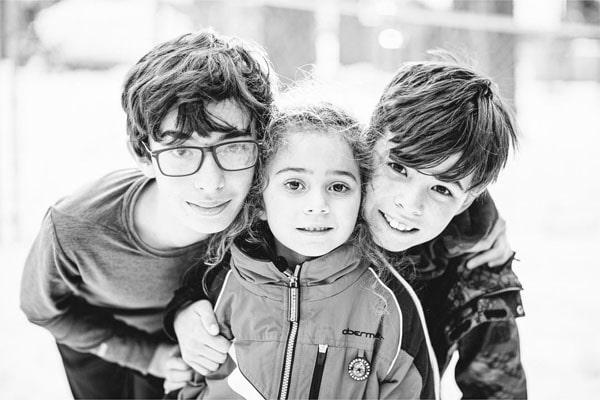Kym Vitar's children
