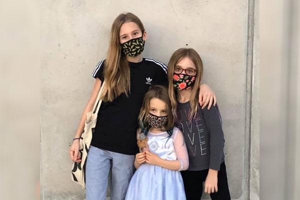 Max Kellerman's daughters