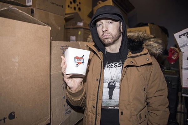 Michael Mathers' relationship with Eminem