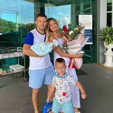 Love Life Of Petr Yan And His Wife Julia Yan -Proud Father Of Two Children, Both Sons