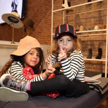 Meet Ella Rose De Niro And Alexandria De Niro – Photos Of Claudine De Matos' Daughters