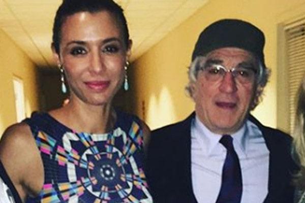 Robert De Niro's daughter Drena De Niro