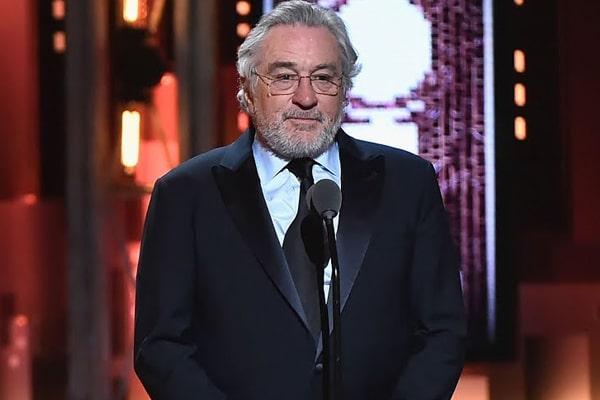 Robert De Niro's son Aaron Kendrick De Niro