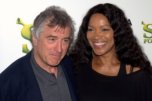 Robert De Niro's ex-wife Grace Hightower