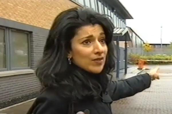 Robina Qureshi is a human rights activist