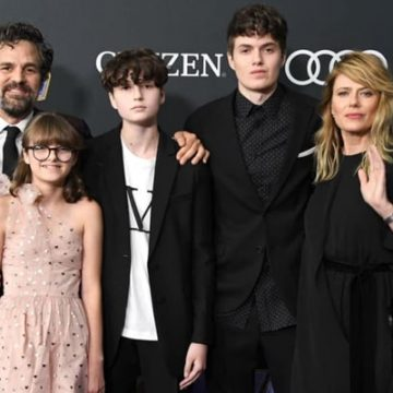Meet Keen Ruffalo – Photos Of Mark Ruffalo's Son With Wife Sunrise Coigney