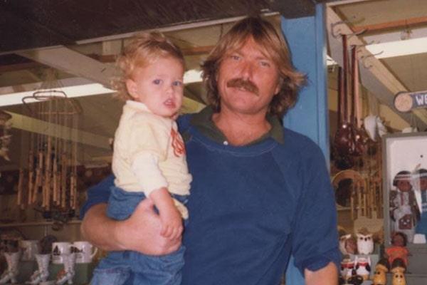 Terry Melcher's son, Ryan Melcher