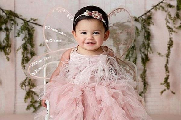 Ryan Garcia's daughter, Rylie Garcia