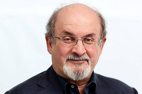 Author Salman Rushdie Wives Clarissa Luard Elizabeth West Marianne Wiggins Padma Lakshmi