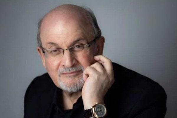 Salman Rushdie's ex-wife Clarissa Luard