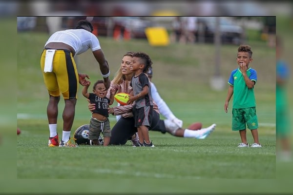 Antonio Brown's Sons