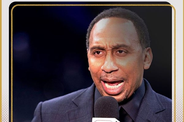 Stephen A. Smith's daughters