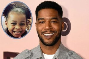 Kid Cudi's daughter Vada Wamwene Mescudi