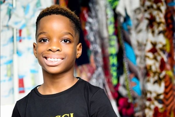 Five Facts About Wizkid's Son Boluwatife Balogun Including His Clothing Line