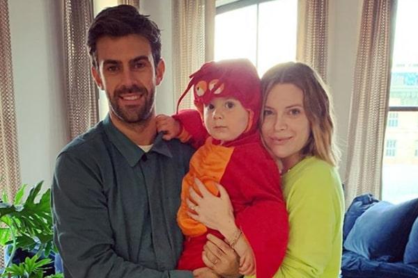 Jordan Foster's husband Tomas Woodger