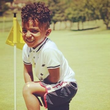Meet Ali Brown – Photos Of Antonio Brown's Son With Chelsie Kyriss