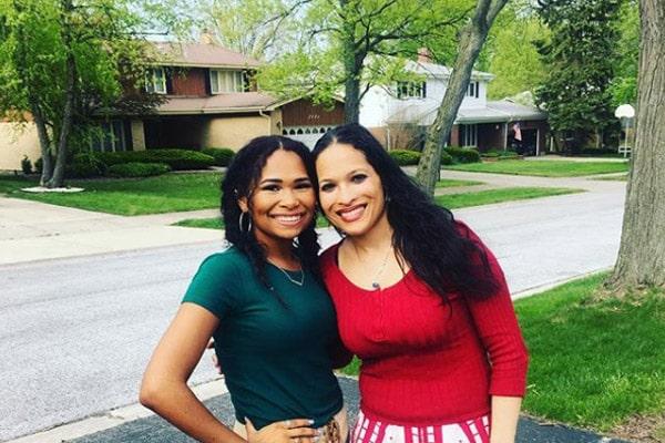 Jamillah Ali's daughters Amira Ali and Nadia Ali