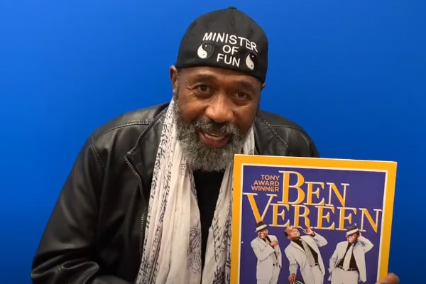 Ben Vereen's children