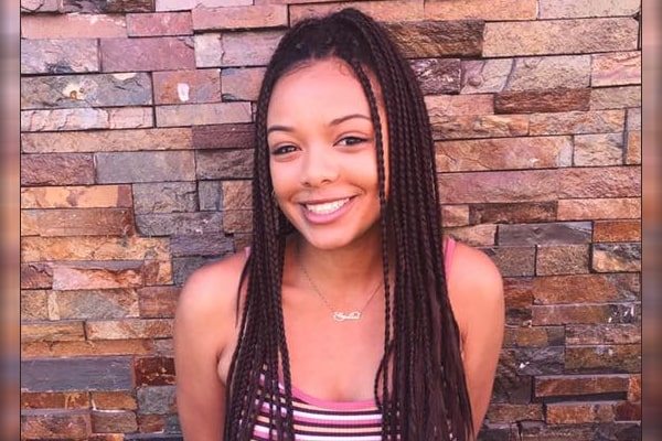 Blair Underwood's daughter Brielle Underwood