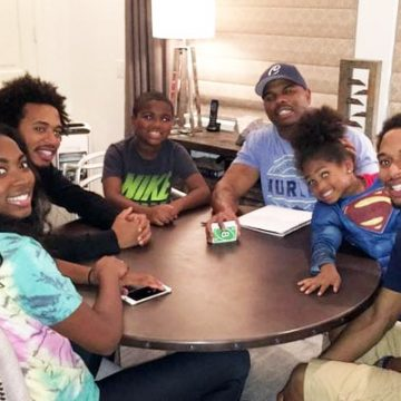 Curtis Conway Is A Father Of Five Children, Meet All Of Them