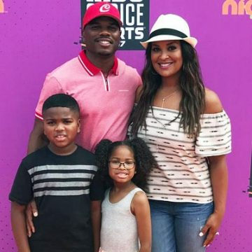 Meet Sydney J. Conway – Photos Of Laila Ali's Daughter With Curtis Conway