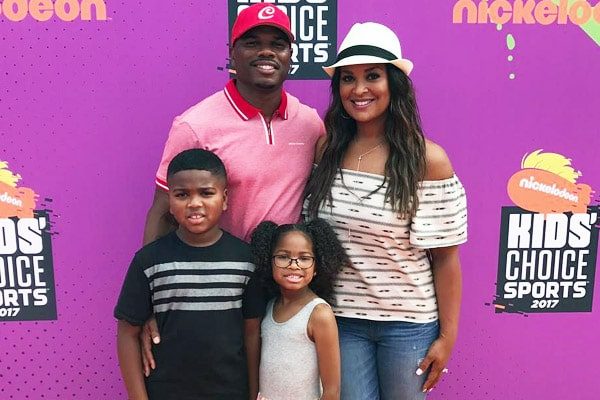 Laila Ali's daughter Sydney J. Conway