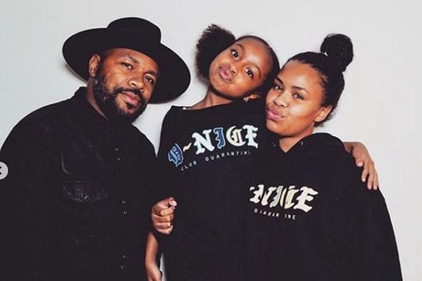 D-Nice Daughter Ashli Lyric Jones