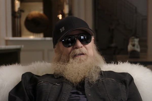 Dusty Hill's daughter Charity Hills