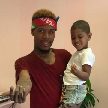 Meet Aydin Maxwell – Photos Of Fetty Wap's Son With Baby Mama Ariel Reese
