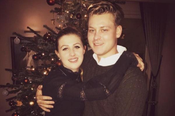 Gina-Marie Schumacher's boyfriend leine Bethke