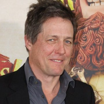 Meet John Mungo Grant – Photos Of Hugh Grant's Son With Wife Anna Elisabet Eberstein