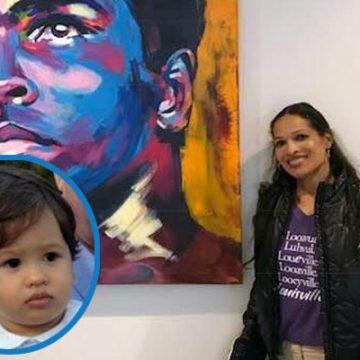 Meet Jake Joyce – Photos Of Jamillah Ali's Son With Husband Michael Joyce
