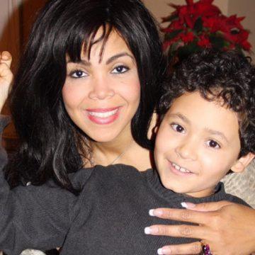 Meet Jacob Wertheimer – Photos Of Khaliah Ali's Son With Spencer Wertheimer