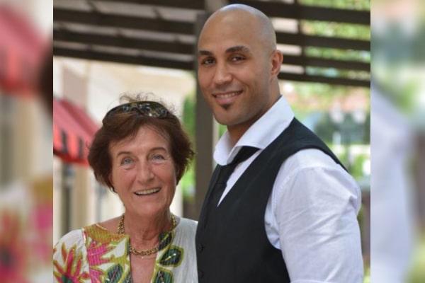 Boris Kodjoe's Parents