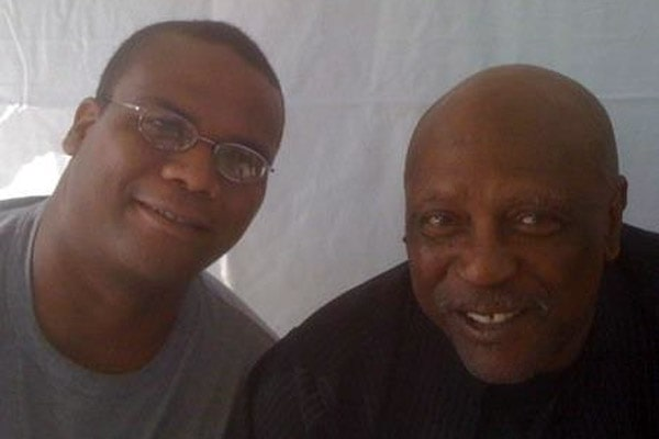 Louis Gossett Jr. son Satie Gossett
