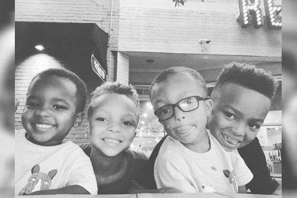 Anthony Mackie's children