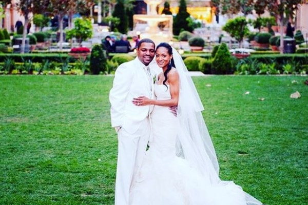 Mekhi Phifer son with ex-wife Malinda Williams, Omikaye Phifer
