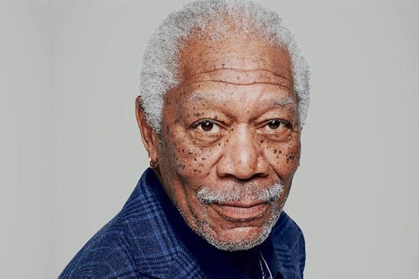 Morgan Freeman's Son Saifoulaye Freeman