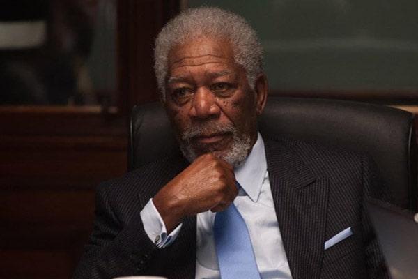 Morgan Freeman daughter Deena Freeman