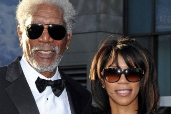 Morgan Freeman daughter Morgana Freeman