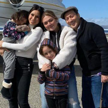 Meet Miranda Scarlett Schneider – Photos Of Rob Schneider's Daughter With Patricia Azarcoya Schneider